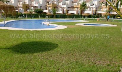 Plantas bajas de alquiler vacacional en Playa El Playazo -Vera Playa , Almería