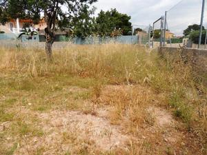 Terreno Urbanizable en Venta en Zona de Masias / Moncada