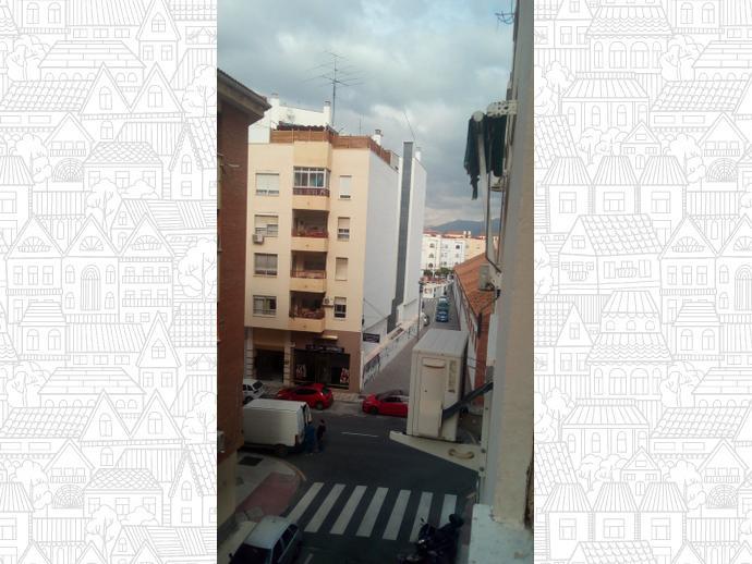 Foto 6 de Piso en Calle Daoiz / El Molinillo - Capuchinos, Málaga Capital
