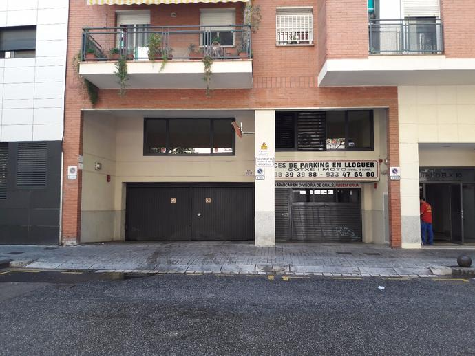 Foto 1 de Garaje en  Ciutat D'elx / La Sagrera,  Barcelona Capital