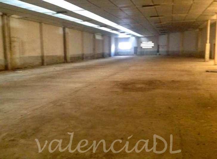 Nau industrial  Benicalap,valencia,valencia