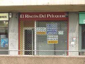Alquiler Local comercial  lehendakari aguirre