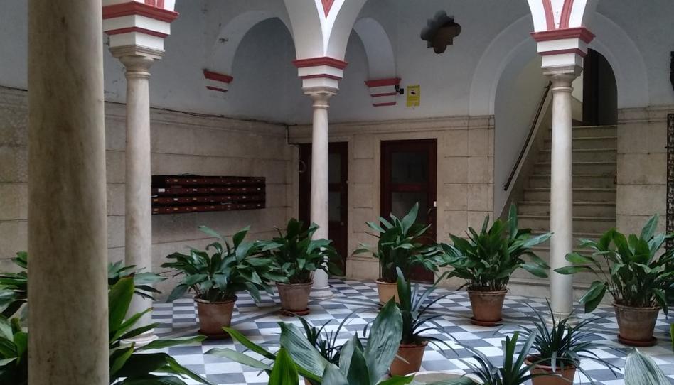 Foto 1 de Oficina de alquiler en Calle Federico Sánchez Bedoya Arenal - Museo, Sevilla