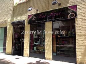 Local comercial en Traspaso en Pablo Casals, 16 / Actur-Rey Fernando