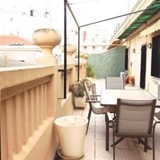 Ático en Alquiler en San Martin / Ciutat Vella