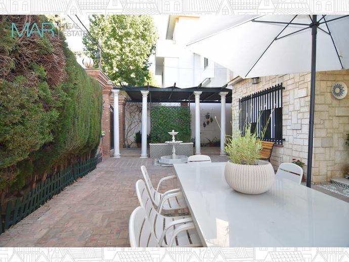 Foto 3 de Chalet en Calle Maese Nicolas / Cervantes,  Granada Capital
