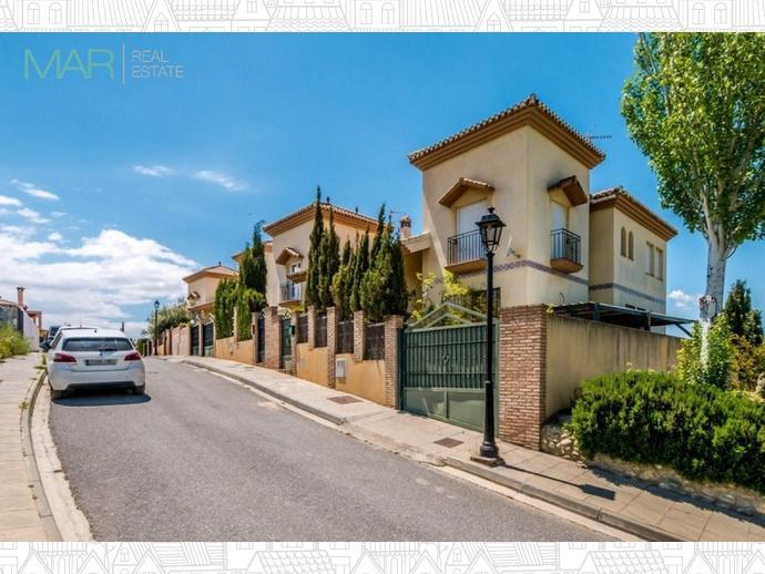 Foto 2 de Casa adosada en Alhendin ,Residencial Sueños De Cadima / Alhendín