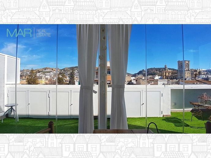 Foto 5 de Ático en Plaza De Los Lobos / Centro - Sagrario,  Granada Capital