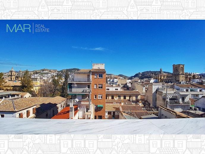 Foto 6 de Ático en Plaza De Los Lobos / Centro - Sagrario,  Granada Capital
