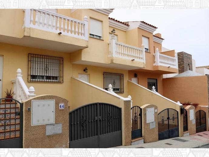 Foto 1 de Casa adosada en Calle Venezuela / Aljomahima - Ermita, Las Gabias