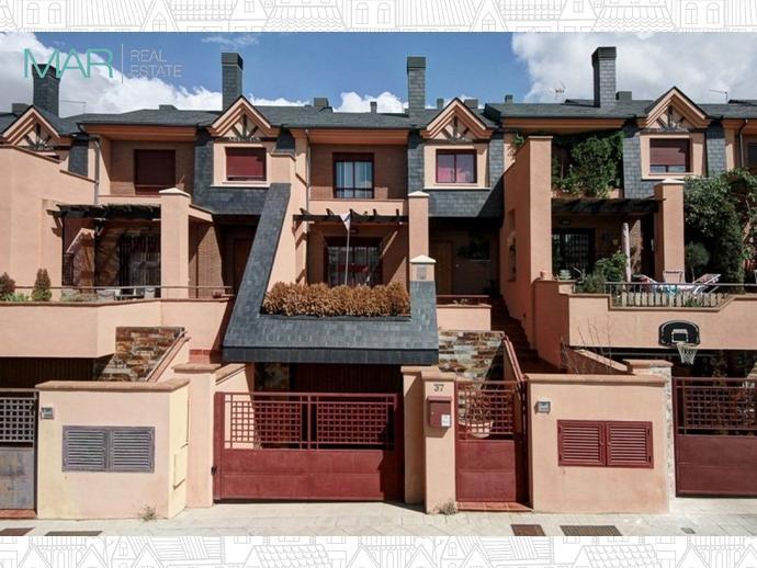 Foto 2 de Casa adosada en Calle Chimbombazo / Bola de Oro - Serrallo,  Granada Capital