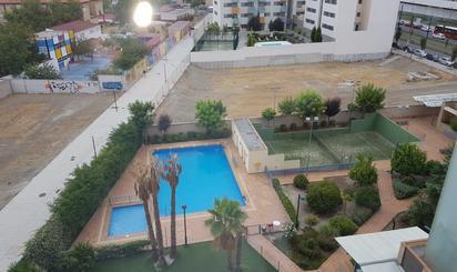 Pisos de alquiler en Estadio Los Cármenes, Granada