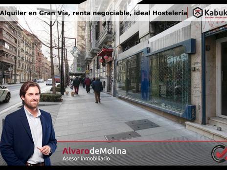 Locales de alquiler en Granada Capital
