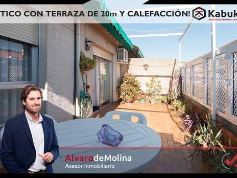 Áticos en venta con calefacción en España