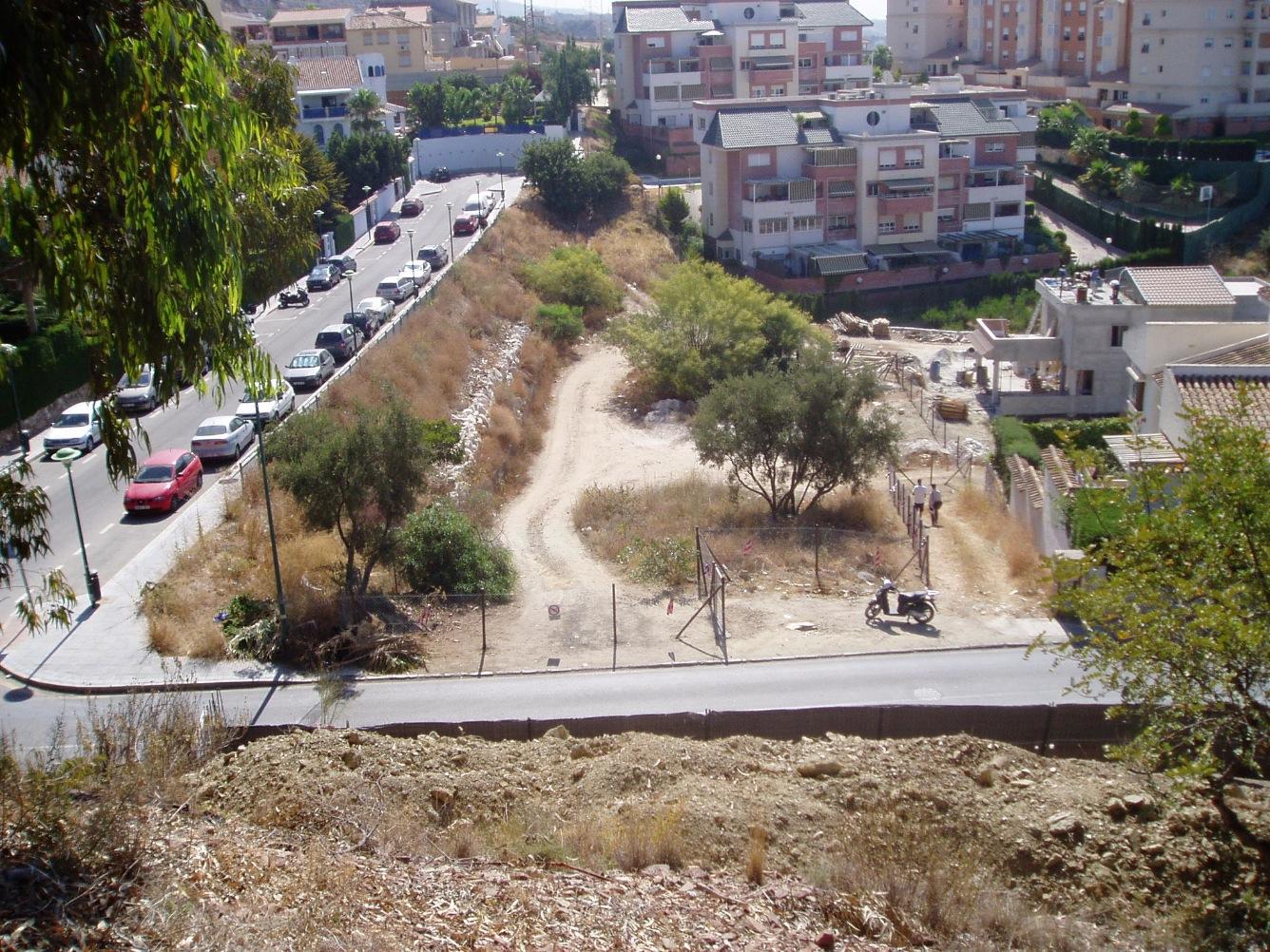 Terreno Residencial en venta en Cerrado Calderón - El Morlaco