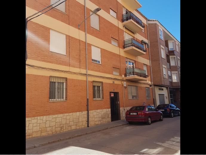 Foto 1 de Piso en Calle Doctor Manzanera 6 / Almansa