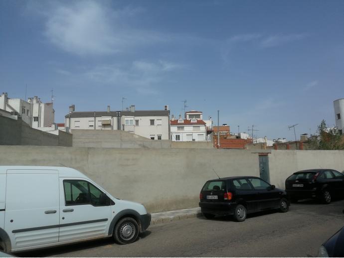 Foto 2 de Terreno en Calle Concepción Arenal 9-11 / Estación,  Albacete Capital