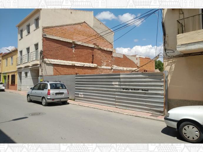 Foto 2 de Terreno Residencial en Calle San Antonio / Almansa