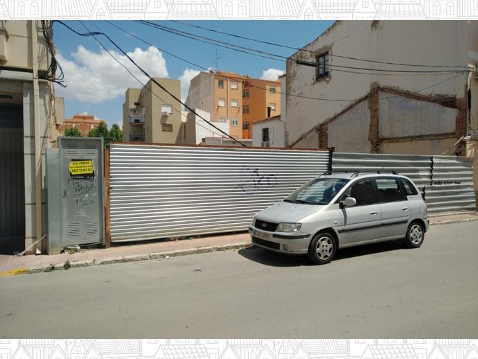 Foto 3 de Terreno Residencial en Calle San Antonio / Almansa