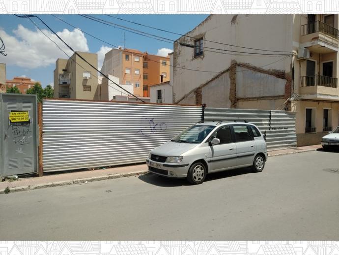 Foto 4 de Terreno Residencial en Calle San Antonio / Almansa