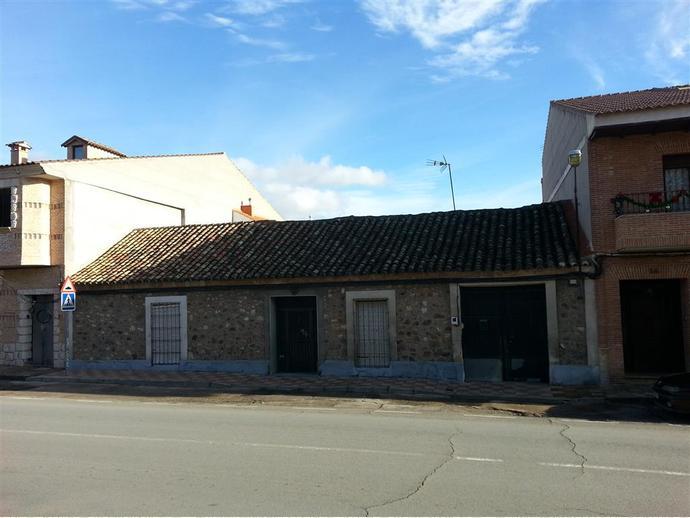 Foto 1 de Terreno Residencial en Paseo Del Cordon 58 / Villarrubia de los Ojos