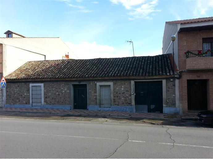 Foto 2 de Terreno Residencial en Paseo Del Cordon 58 / Villarrubia de los Ojos