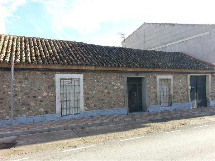 Foto 4 de Terreno Residencial en Paseo Del Cordon 58 / Villarrubia de los Ojos