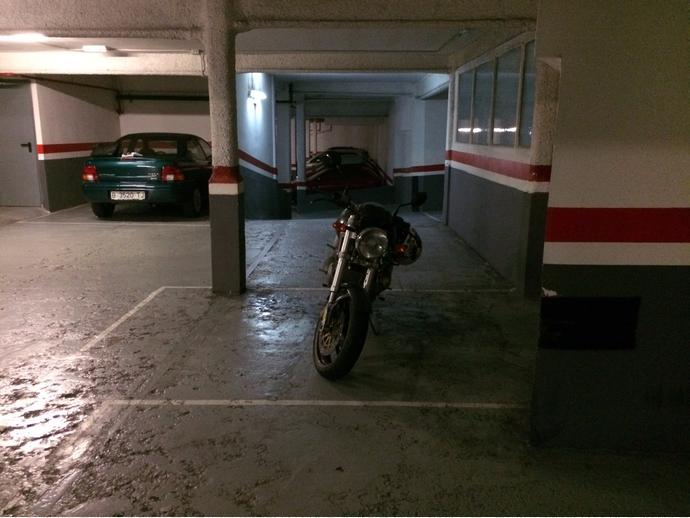 Foto 2 de Garaje en  Aragó, 347 / Dreta de l'Eixample,  Barcelona Capital