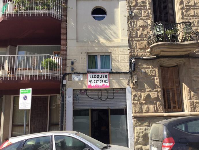 Foto 9 de Local comercial en  Ravella, 15 / Sant Gervasi- Galvany,  Barcelona Capital
