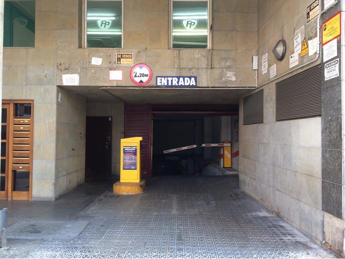 Foto 11 de Garaje en  Sant Pere D'abanto, 4 / Hostafrancs,  Barcelona Capital