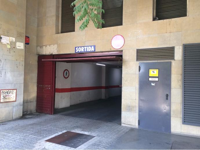 Foto 12 de Garaje en  Sant Pere D'abanto, 4 / Hostafrancs,  Barcelona Capital