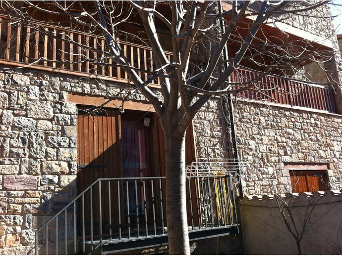 Foto 5 de Casa adosada en  Carretera Carretera Josa, 29 / Gósol