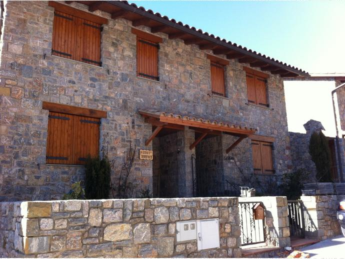 Foto 1 de Casa adosada en  Carretera Carretera Josa, 29 / Gósol