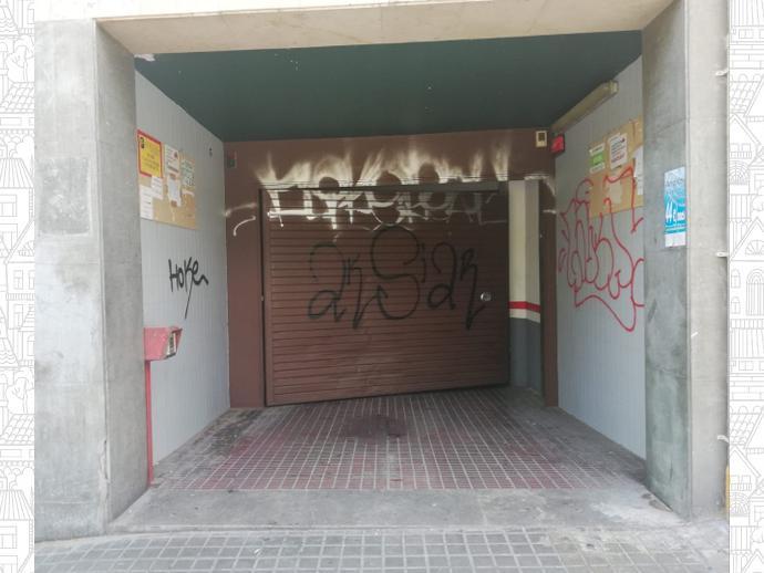 Foto 4 de Garaje en  Rocafort 235 / La Nova Esquerra de l'Eixample,  Barcelona Capital