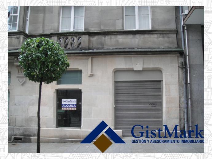 Local comercial en vigo en casco urbano en calle vel zquez - Local comercial vigo ...