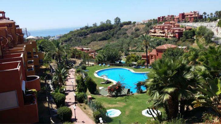 Ático en venta en Cabo Pino - Reserva de Marbella
