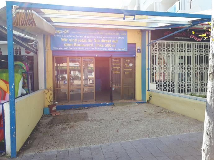 Foto 2 de Local comercial en Calle Eucaliptus / Peguera, Calvià