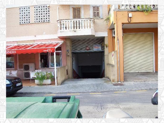 Foto 3 de Garaje en Calle Rocinante / Sant Jordi - Son Ferriol,  Palma de Mallorca