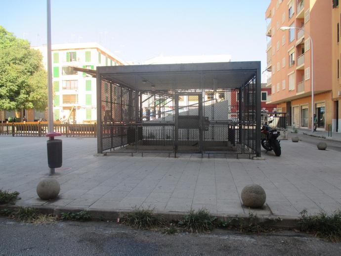 Foto 1 de Garaje en Plaza Serralta / Camp d'en Serralta,  Palma de Mallorca