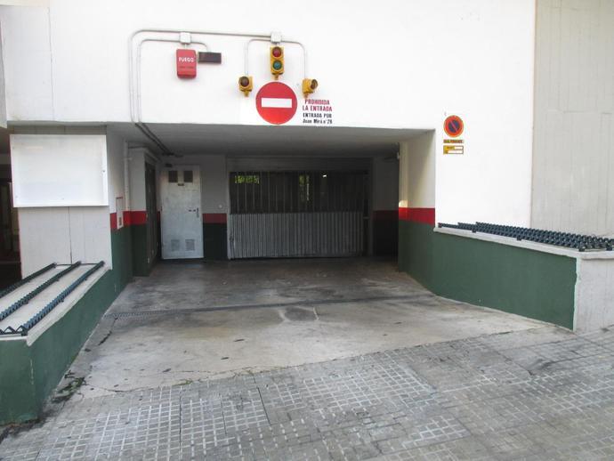 Foto 1 de Garaje en Calle Luis Fabregas / El Terreno,  Palma de Mallorca