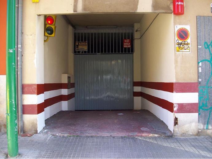 Foto 5 de Garaje en  Pere Oliver Domenge / Camp d'en Serralta,  Palma de Mallorca