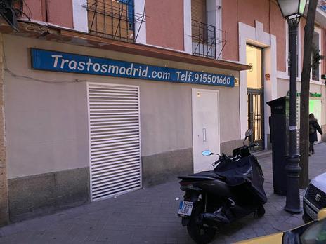 Trasteros de alquiler en Madrid Capital