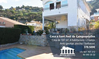 Wohnimmobilien und Häuser zum verkauf in Sant Fost de Campsentelles