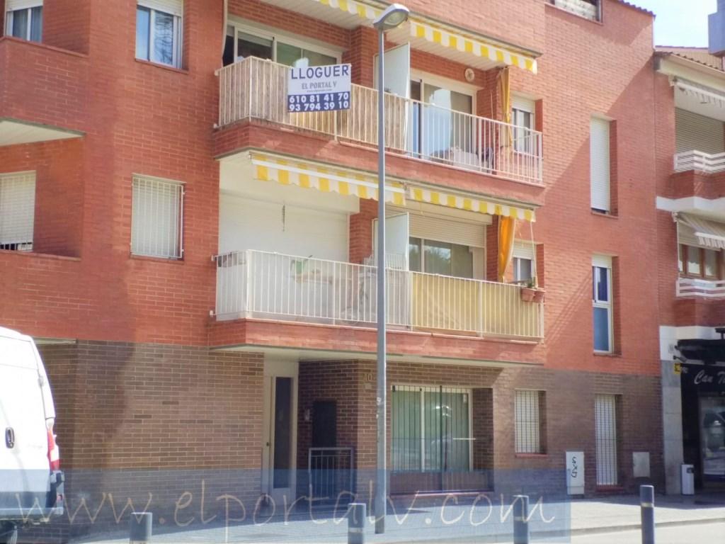 Alquiler Piso  Canet de mar, canet de mar, barcelona, españa. Ronda doctor angles bonito piso exterior ¡visite ahora esta vivi