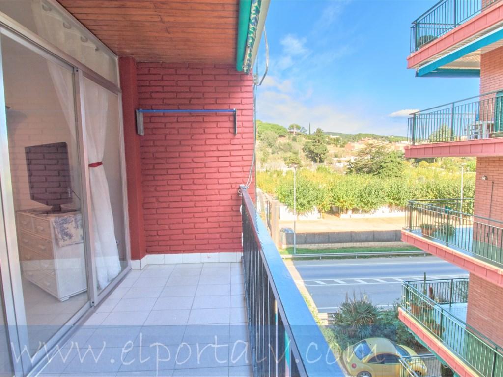 Alquiler Piso  Canet de mar, canet de mar, barcelona, españa. Piso con balcón cerca del mar
