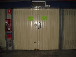 Venta Garaje  garaje en iurre.