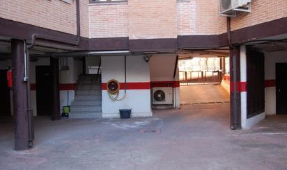 Garaje de alquiler en El Álamo