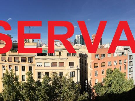 Áticos de alquiler en Chamberí, Madrid Capital