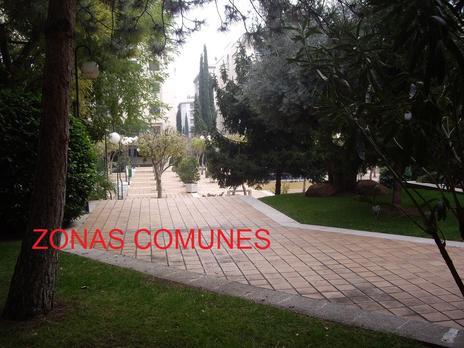 Áticos de alquiler en Madrid, Zona de