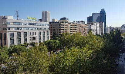 Plantas intermedias de alquiler con parking en Chamberí, Madrid Capital